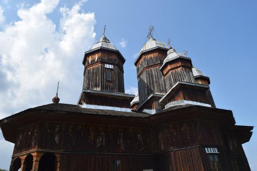 Biserica mrii Poiana Marului