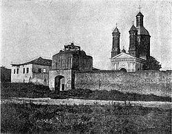 Excursie la biserica din Negoiesti si in lunca inferioara a Argesului
